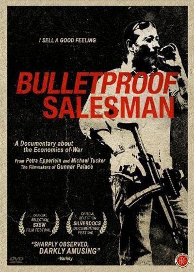 Bulletproof Salesman Poster #1