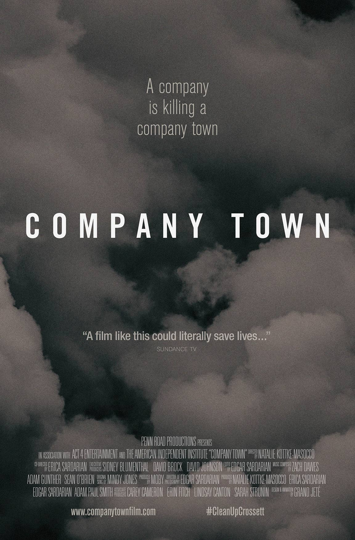 Company Town Poster #1