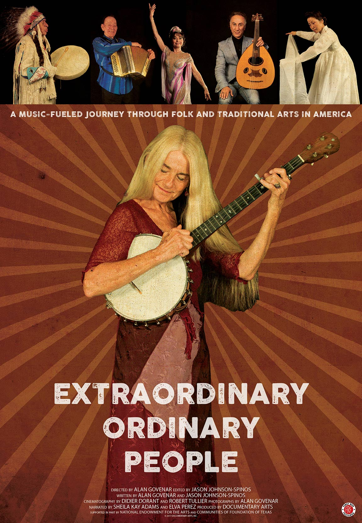 Extraordinary Ordinary People Poster #1