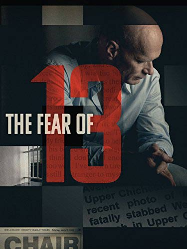 The Fear of 13 Poster #1