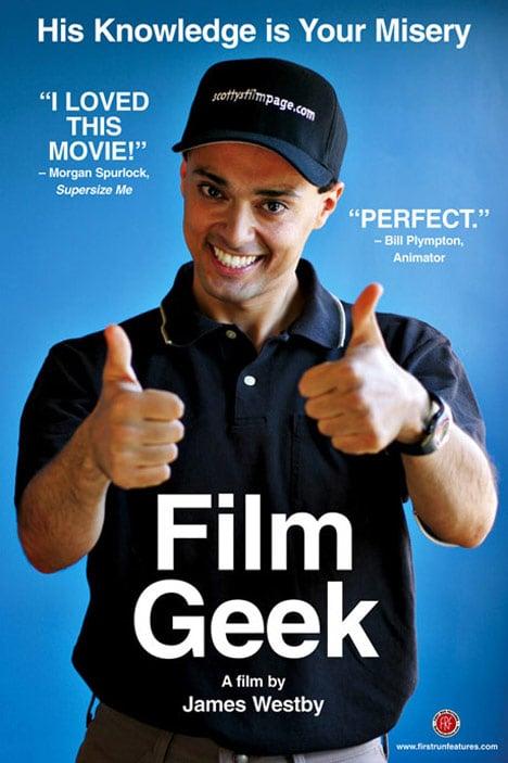 Film Geek Poster #1