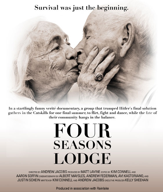 Four Seasons Lodge Poster #1