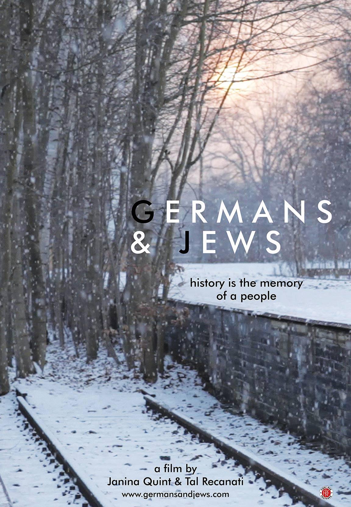Germans & Jews Poster #1