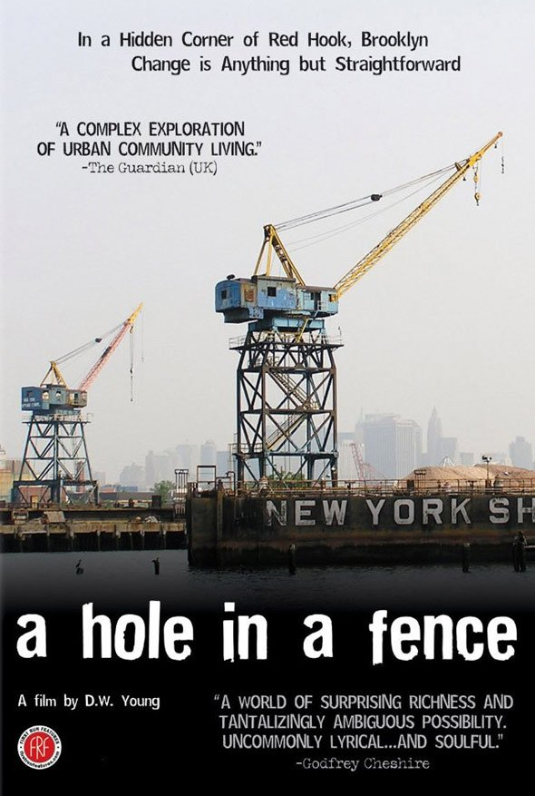 A Hole in a Fence Poster #1