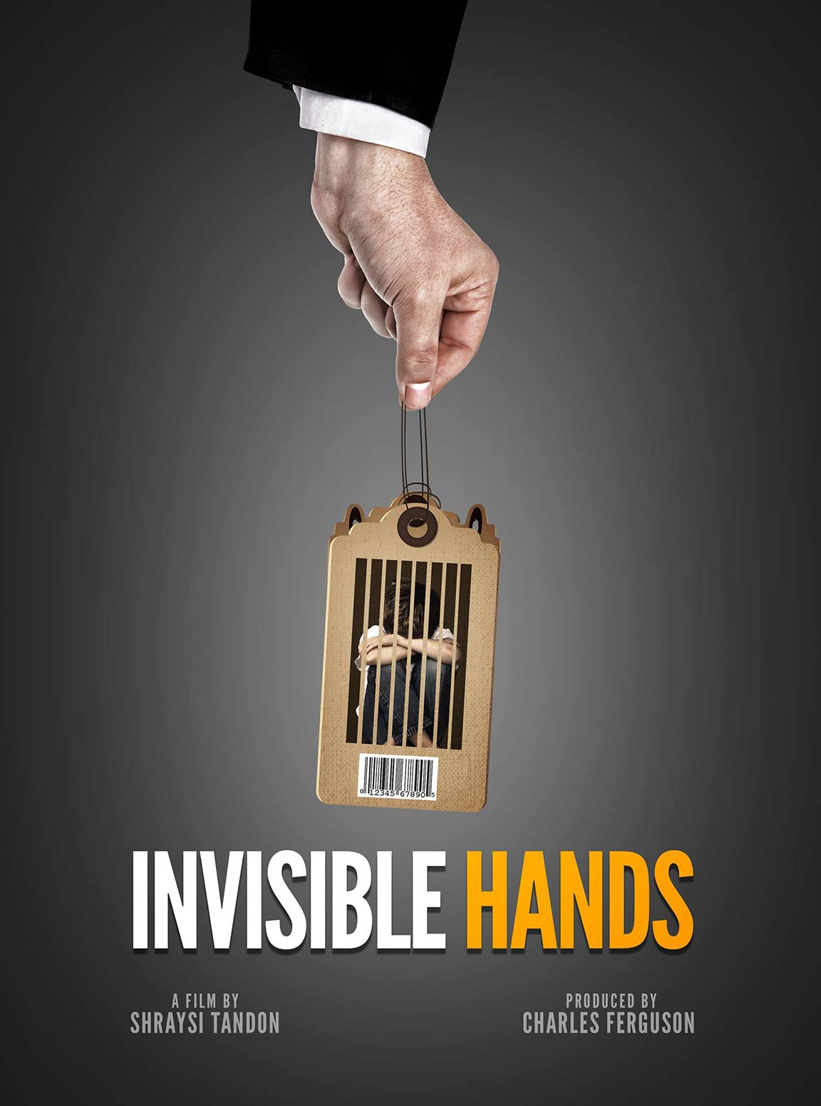 Invisible Hands Poster #1