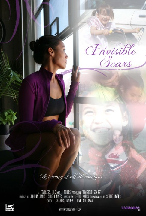 Invisible Scars Poster #1