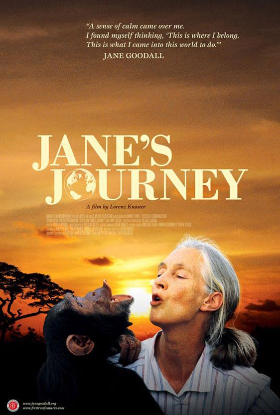 Jane's Journey Poster #1