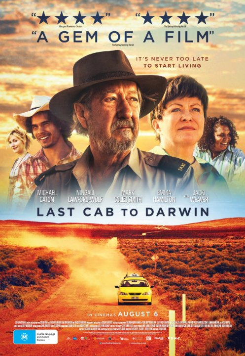 Last Cab to Darwin Poster #1