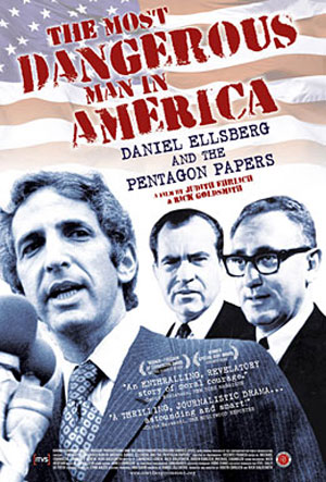 The Most Dangerous Man in America: Daniel Ellsberg and the Pentagon Papers Poster #2