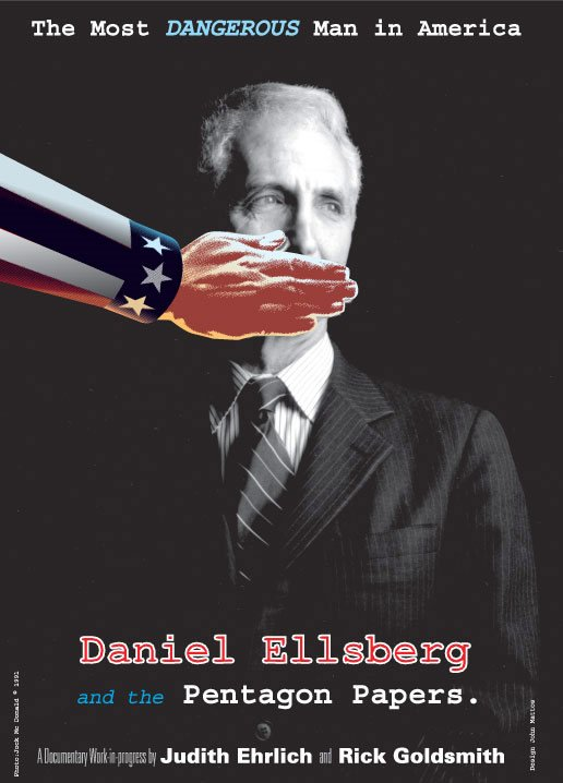 The Most Dangerous Man in America: Daniel Ellsberg and the Pentagon Papers Poster #1