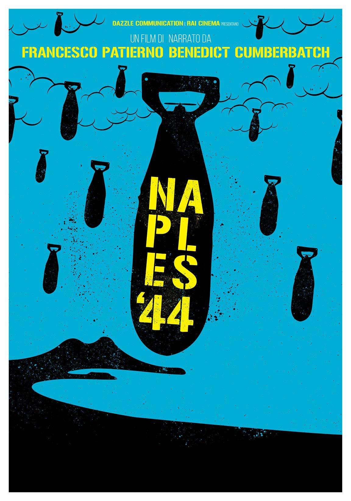 Naples '44 Poster #1