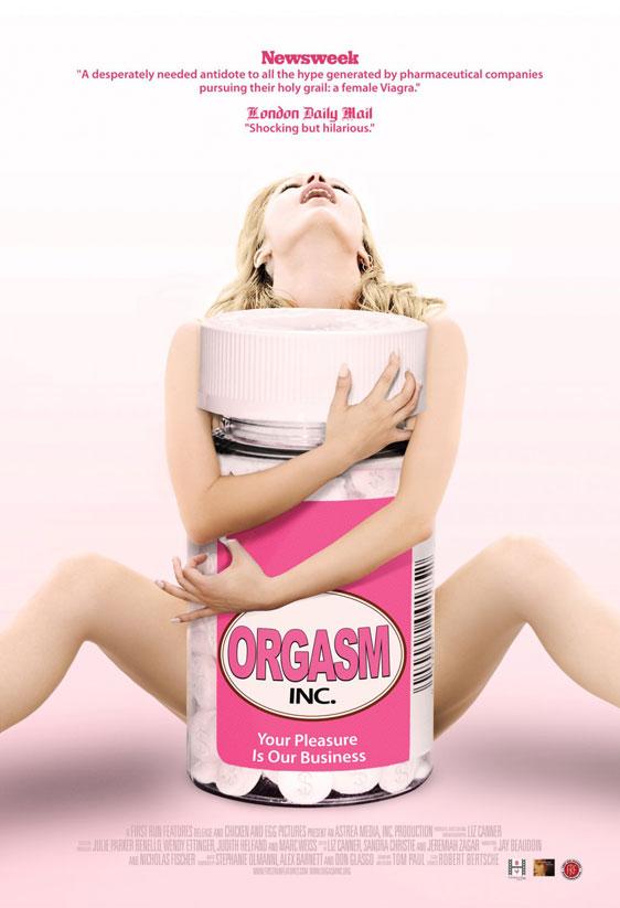 Orgasm Inc. Poster #1