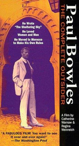 Paul Bowles: The Complete Outsider Poster #1