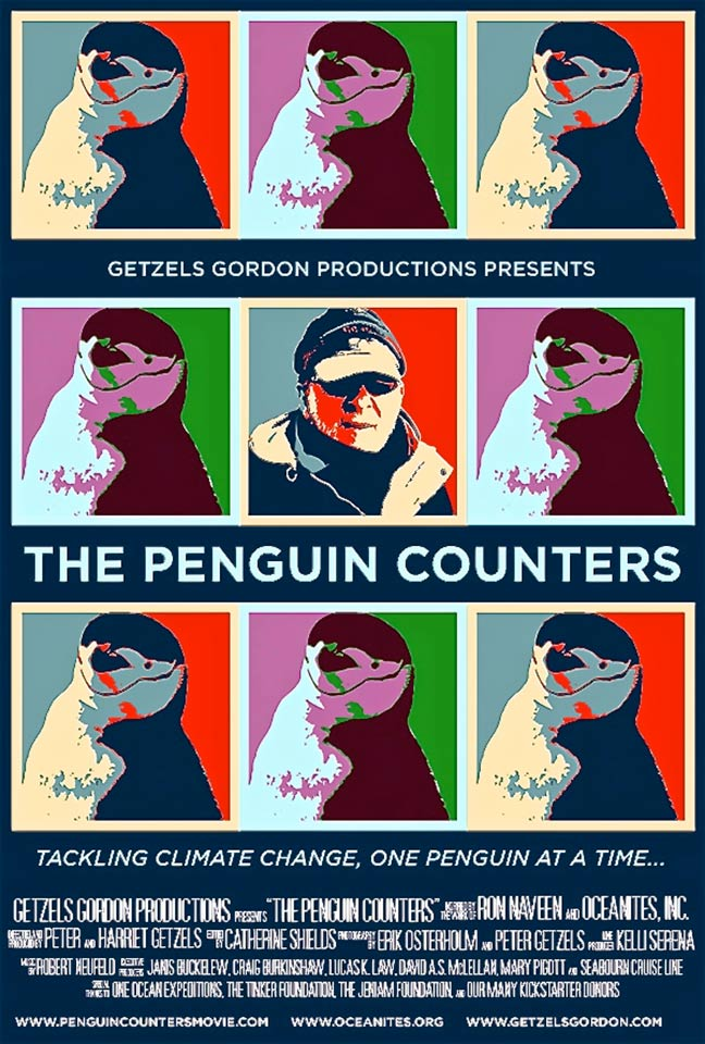 The Penguin Counters Poster #1