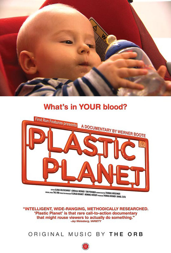 Plastic Planet Poster #1