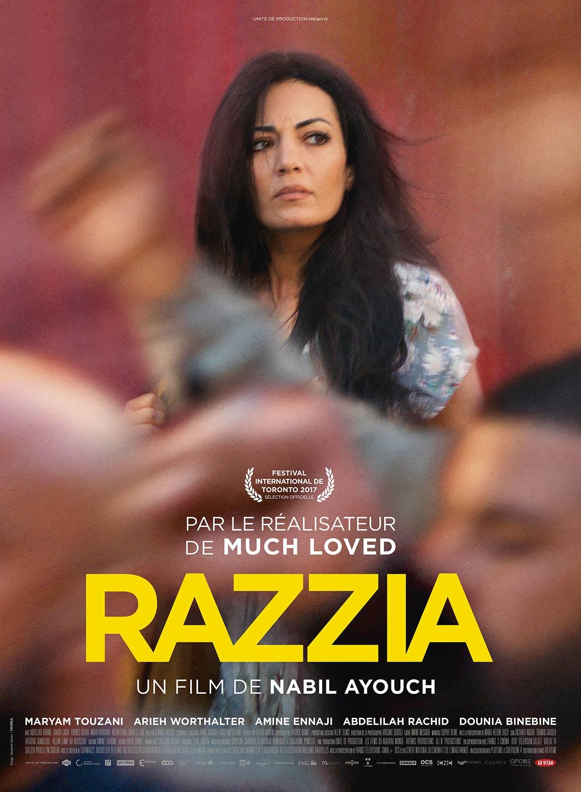 Razzia Poster #1