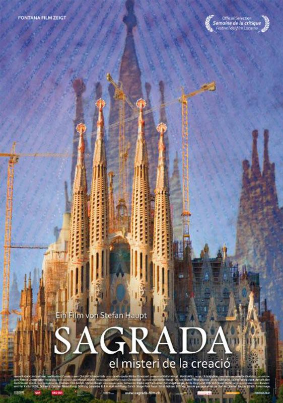 Sagrada: The Mystery of Creation Poster #1
