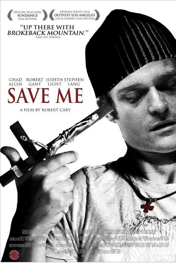 Save Me Poster #1