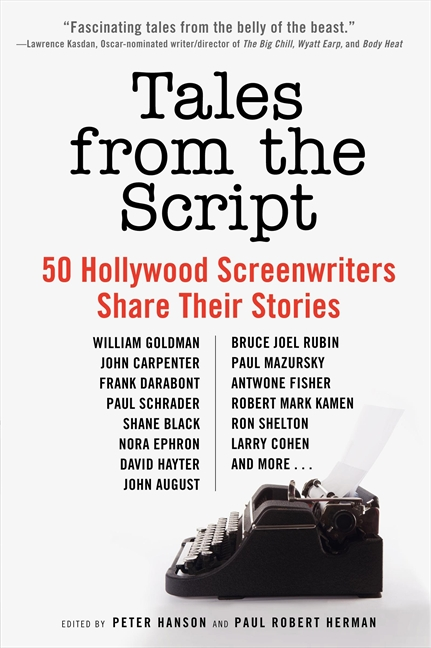 Tales From the Script Poster #1