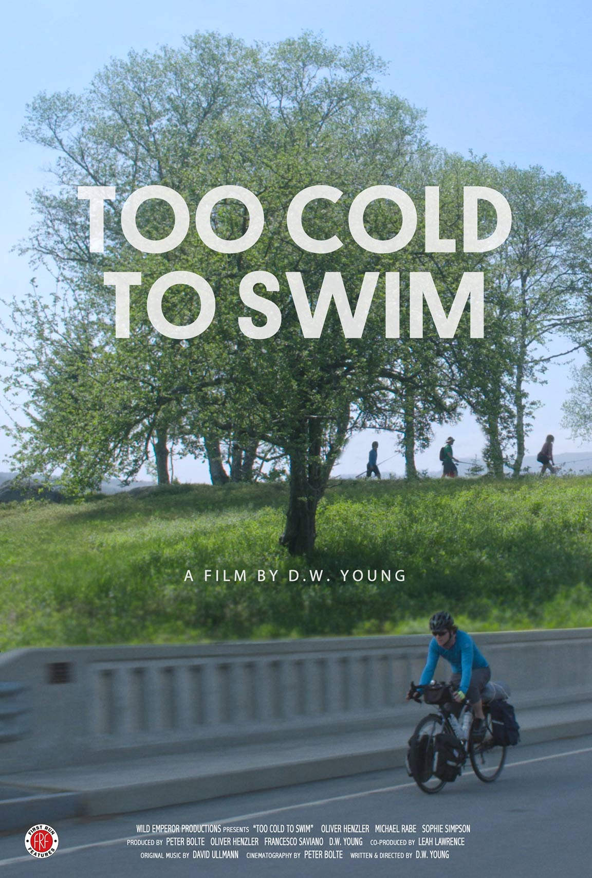 Too Cold to Swim Poster #1