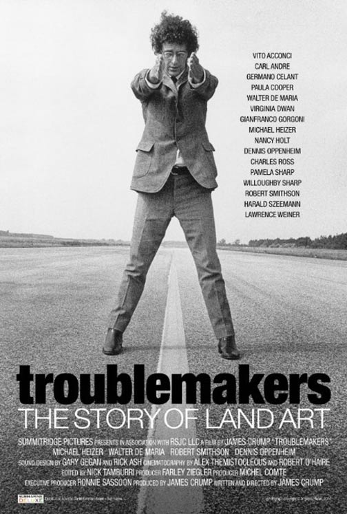 Troublemakers: The Story of Land Art Poster #1