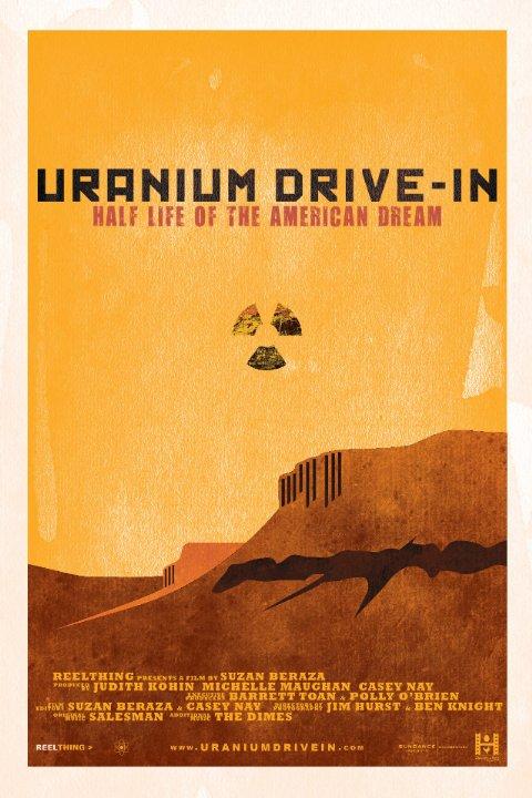 Uranium Drive-In Poster #1