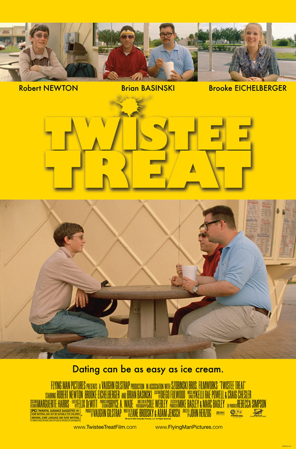 Twistee Treat Poster #1