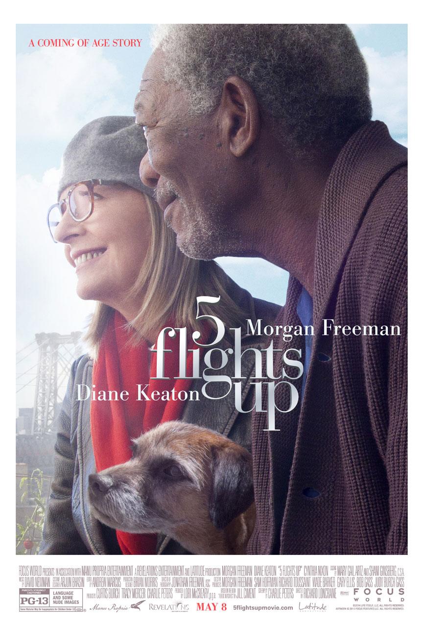 5 Flights Up Poster #1