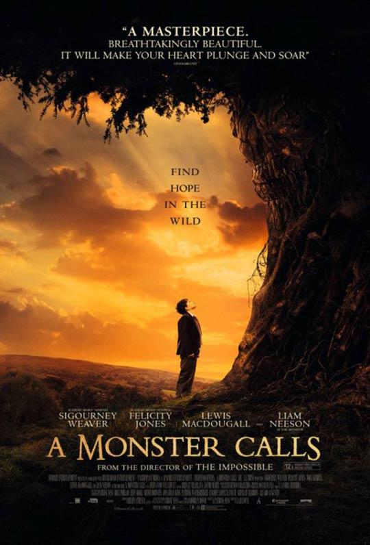 A Monster Calls Poster #2