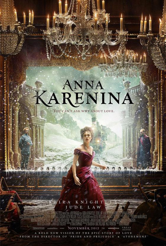 Anna Karenina Poster #3
