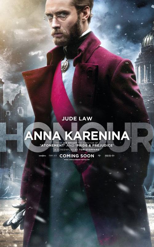 Anna Karenina Poster #4