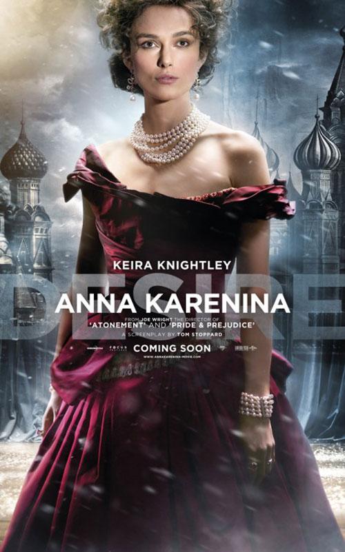 Anna Karenina Poster #5