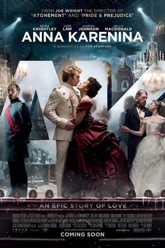 Anna Karenina Poster #1