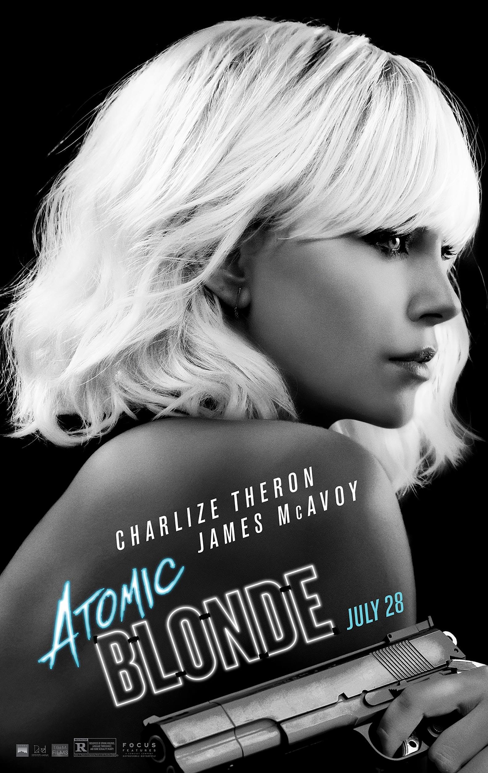 Atomic Blonde Poster #3