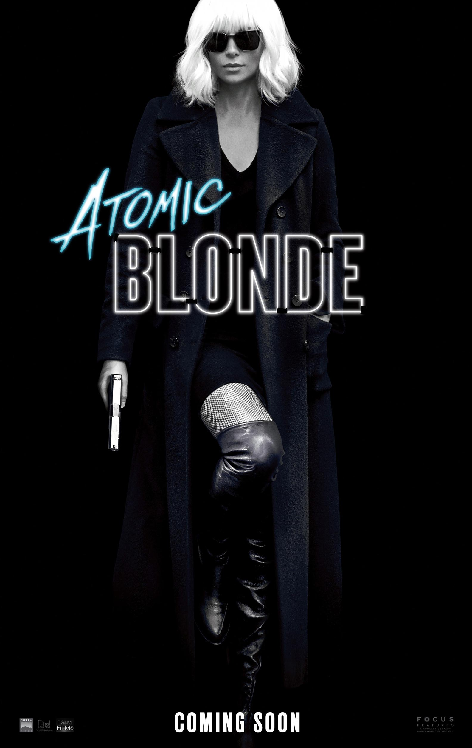 Atomic Blonde Poster #1
