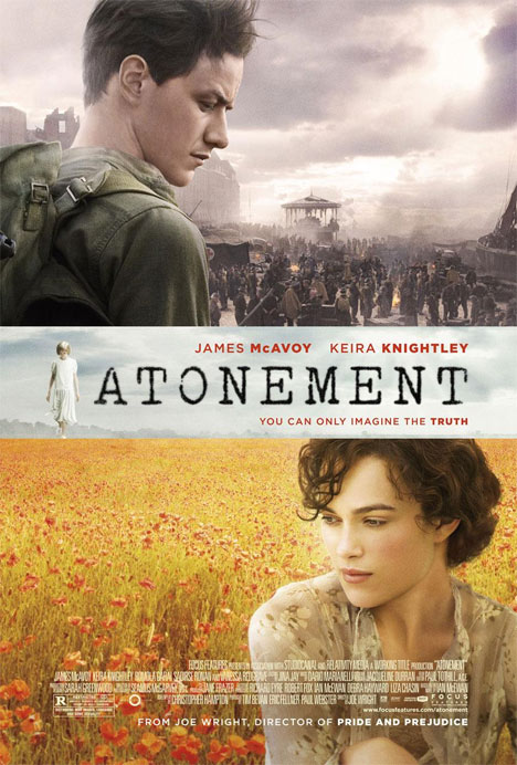Atonement Poster #1