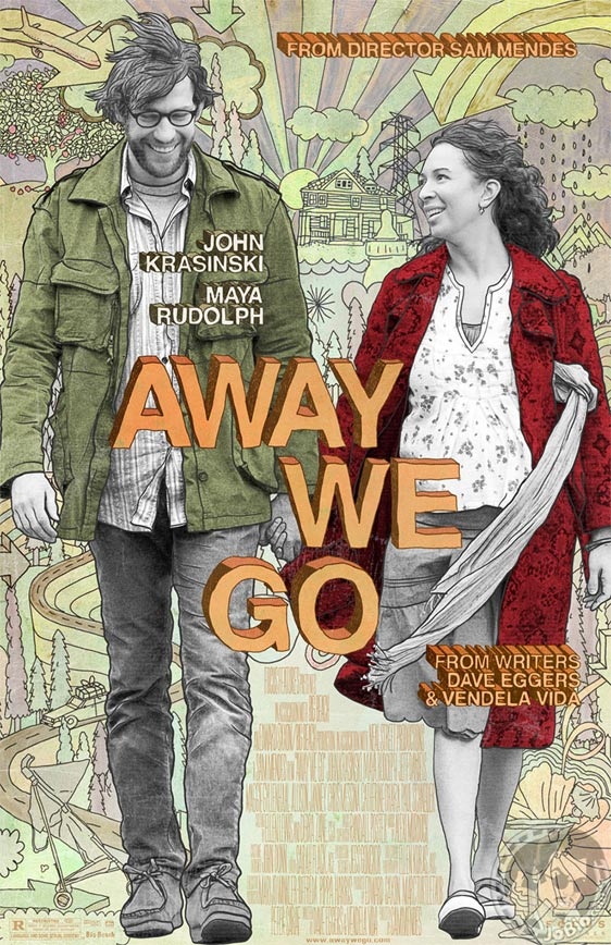 Away We Go Poster #1