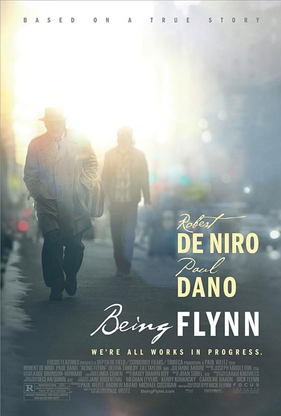 Being Flynn Poster #1