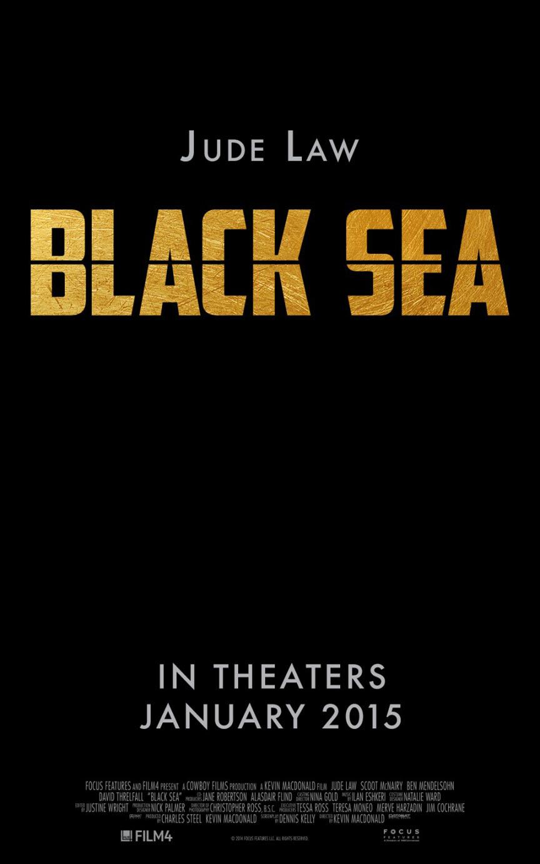 Black Sea Poster #1