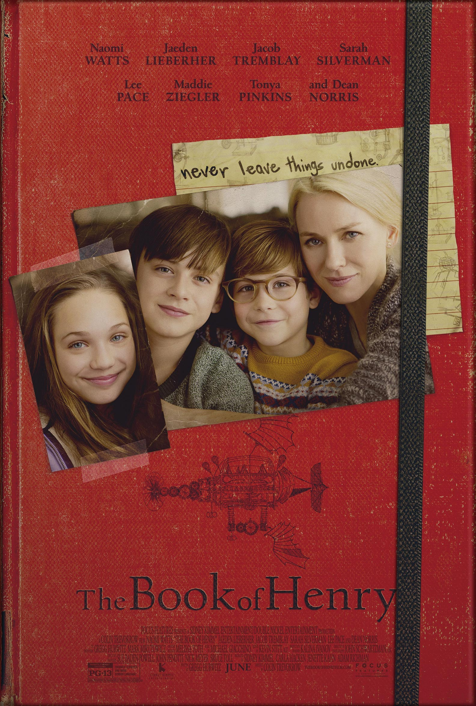 The Book of Henry Poster #2