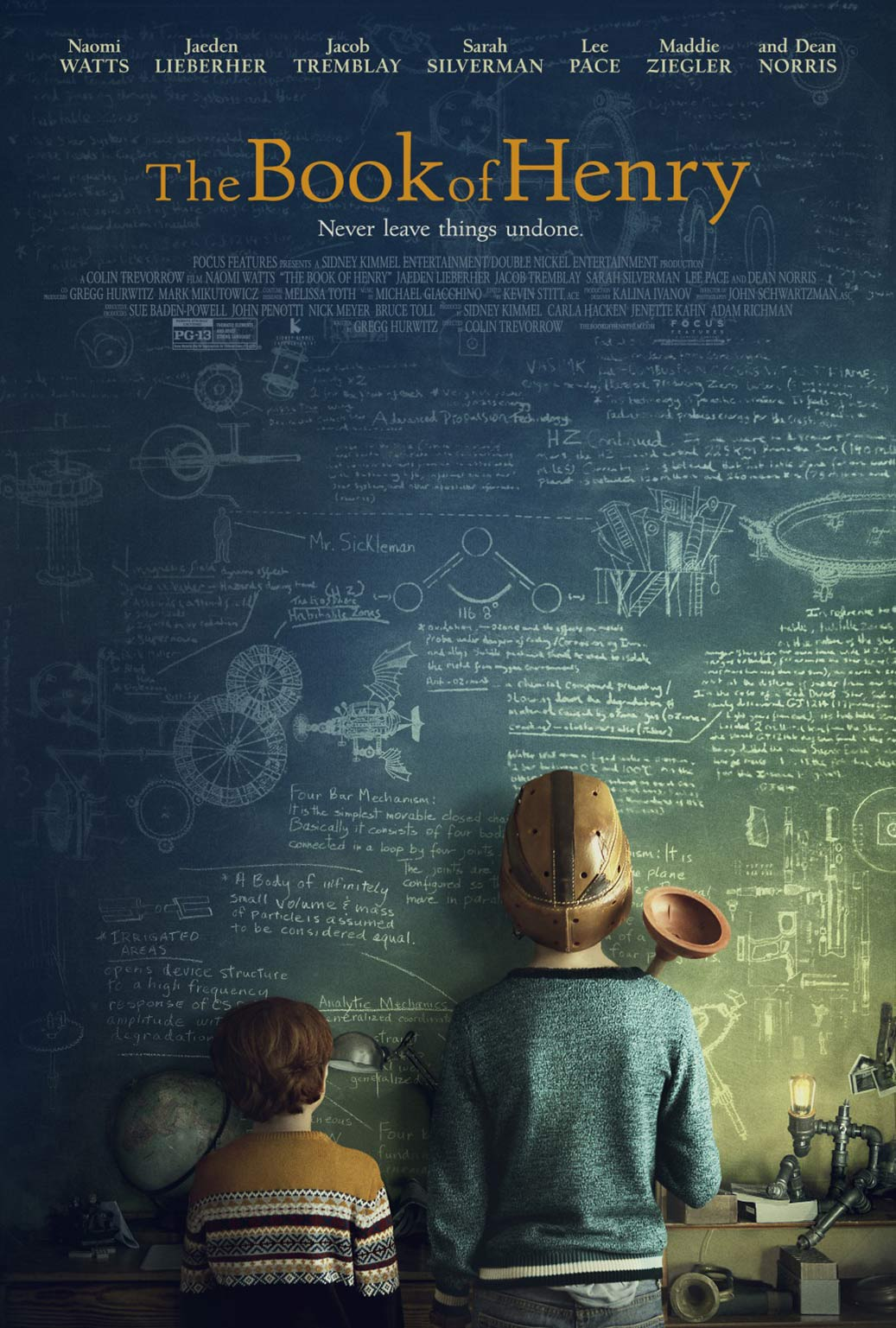 The Book of Henry Poster #3