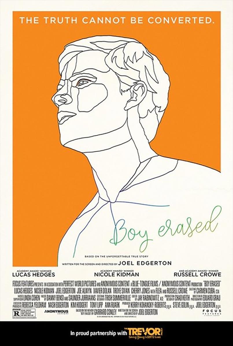 Boy Erased Poster #4