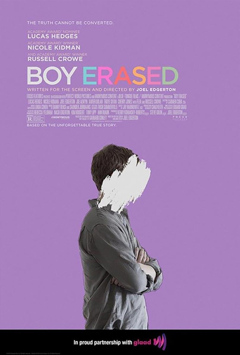 Boy Erased Poster #6