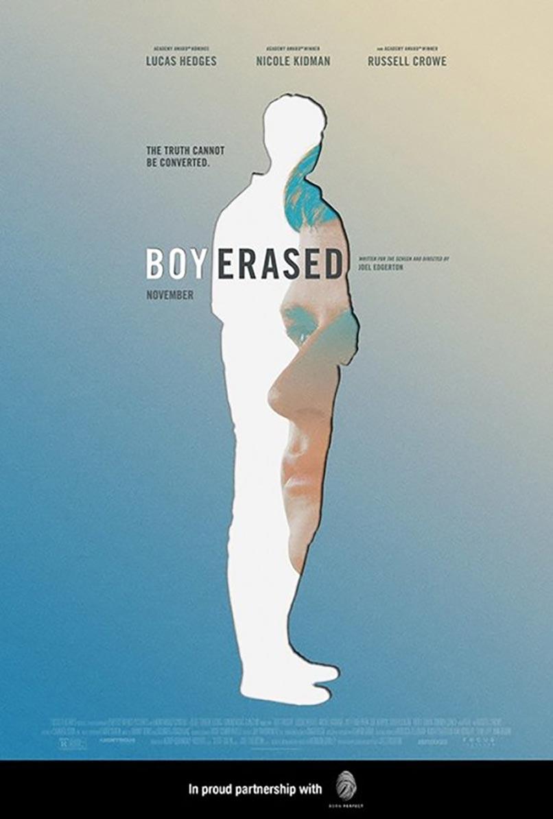 Boy Erased Poster #7