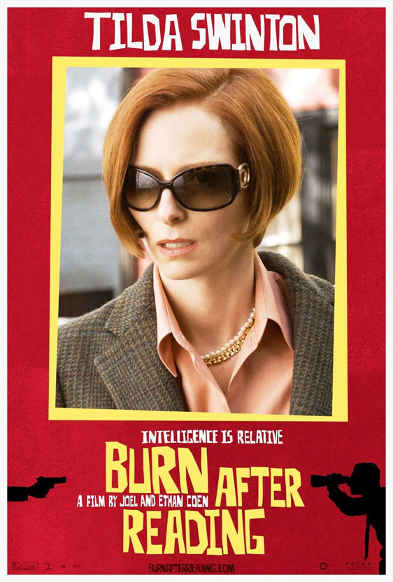 Burn After Reading Poster #9