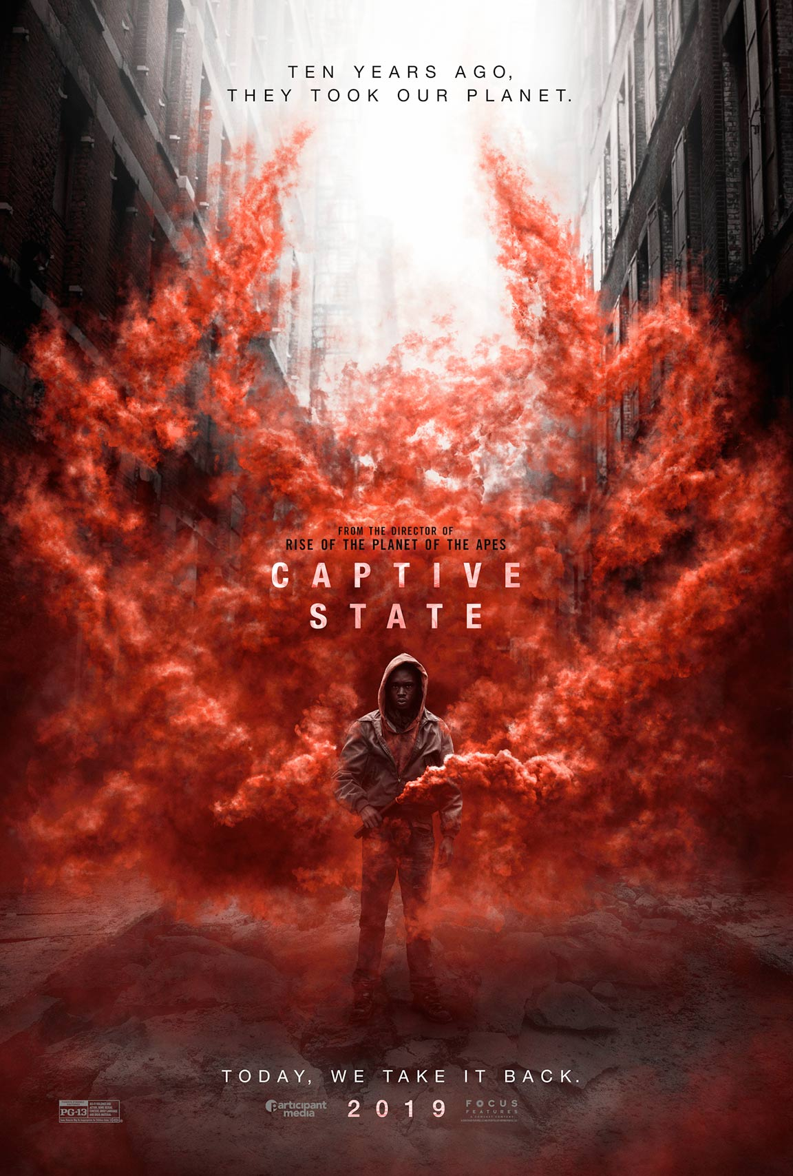 Captive State Poster #1