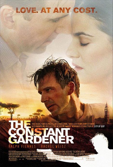 The Constant Gardener Poster #1