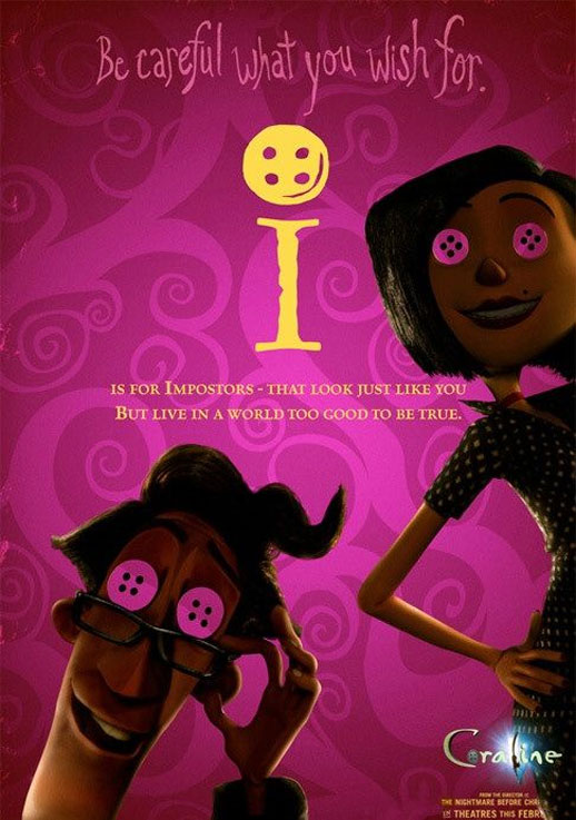 Coraline Poster #12