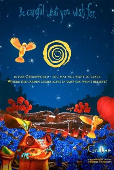 Coraline Poster #18