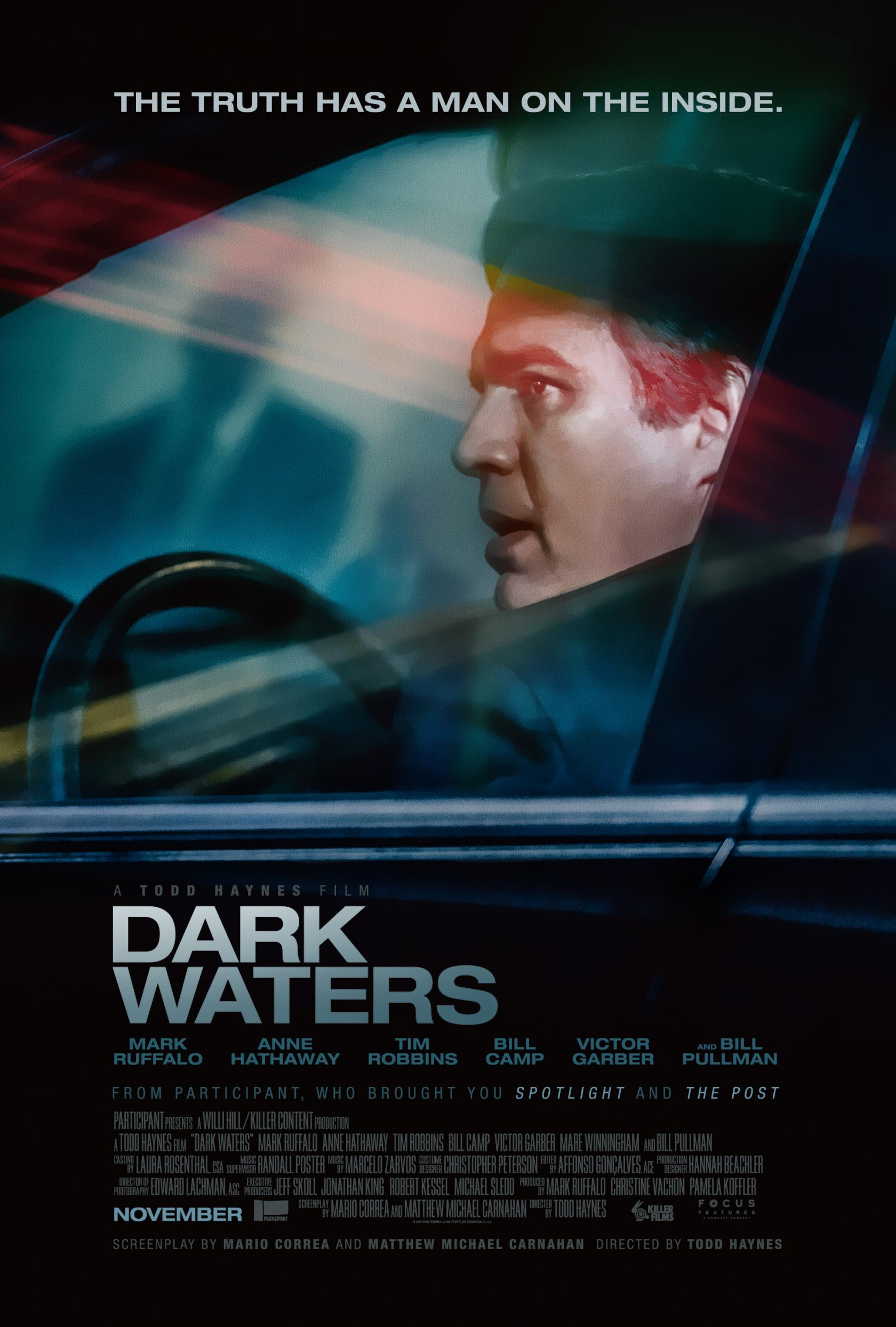 Dark Waters Poster #1